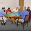 Walnut Creek Senior living  includes social activities like cards